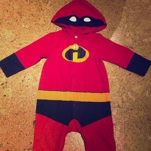 Toddler Halloween Jack-Jack costume